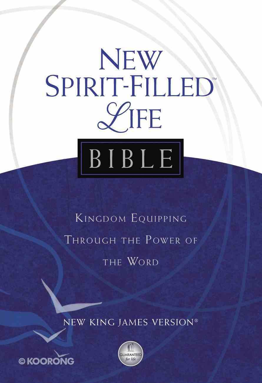 NKJV New Spirit Filled Life Bible eBook
