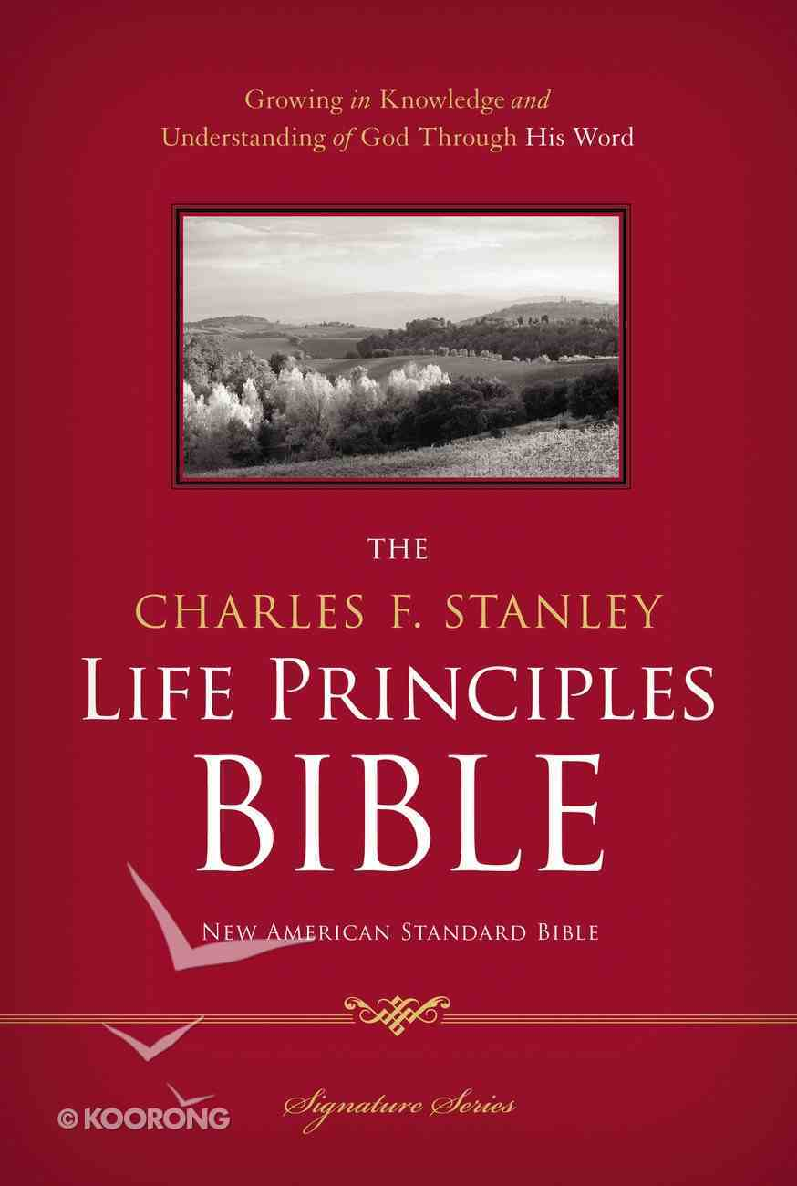 NASB Charles F. Stanley Life Principles Bible eBook