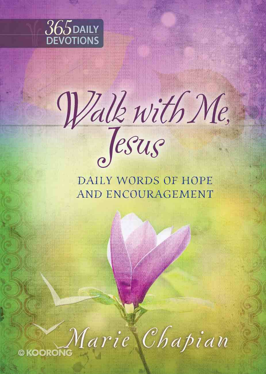 Walk With Me Jesus eBook