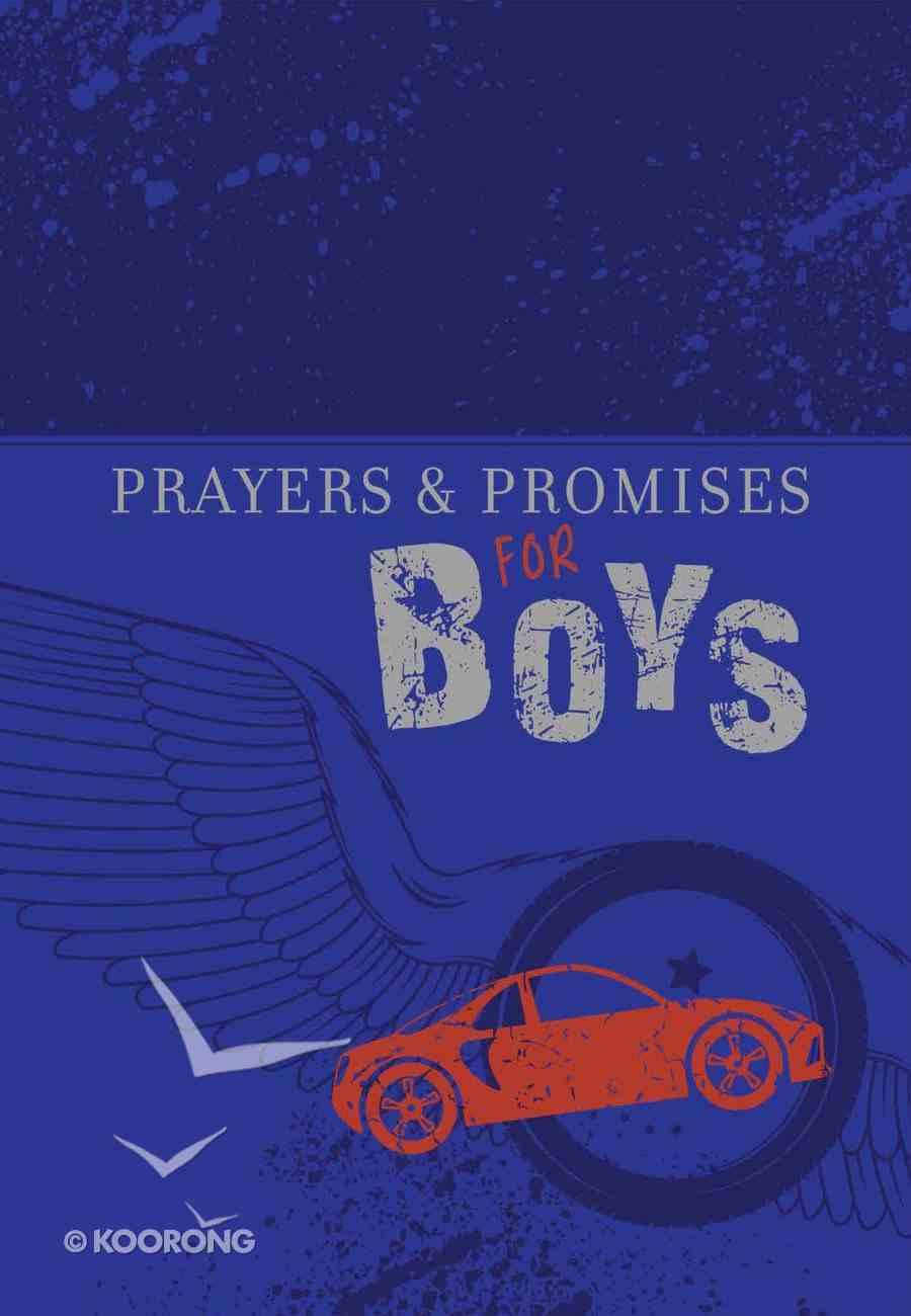 Prayers & Promises For Boys eBook