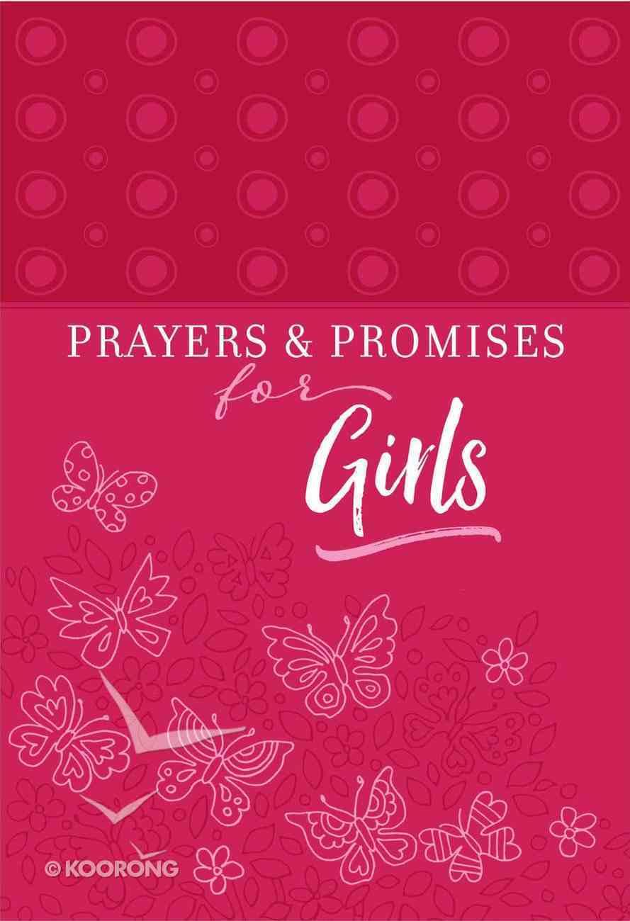 Prayers & Promises For Girls eBook