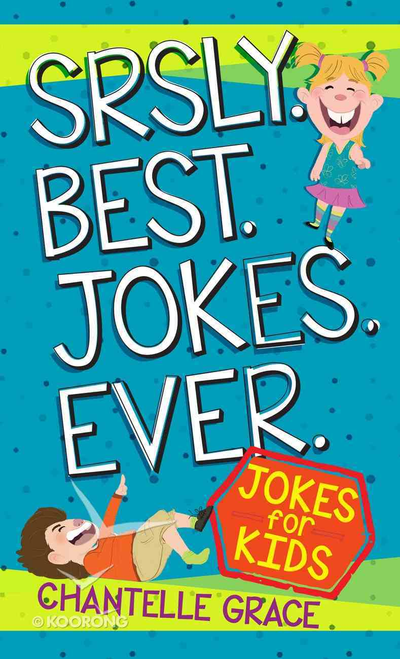 Srsly Best Jokes Ever eBook