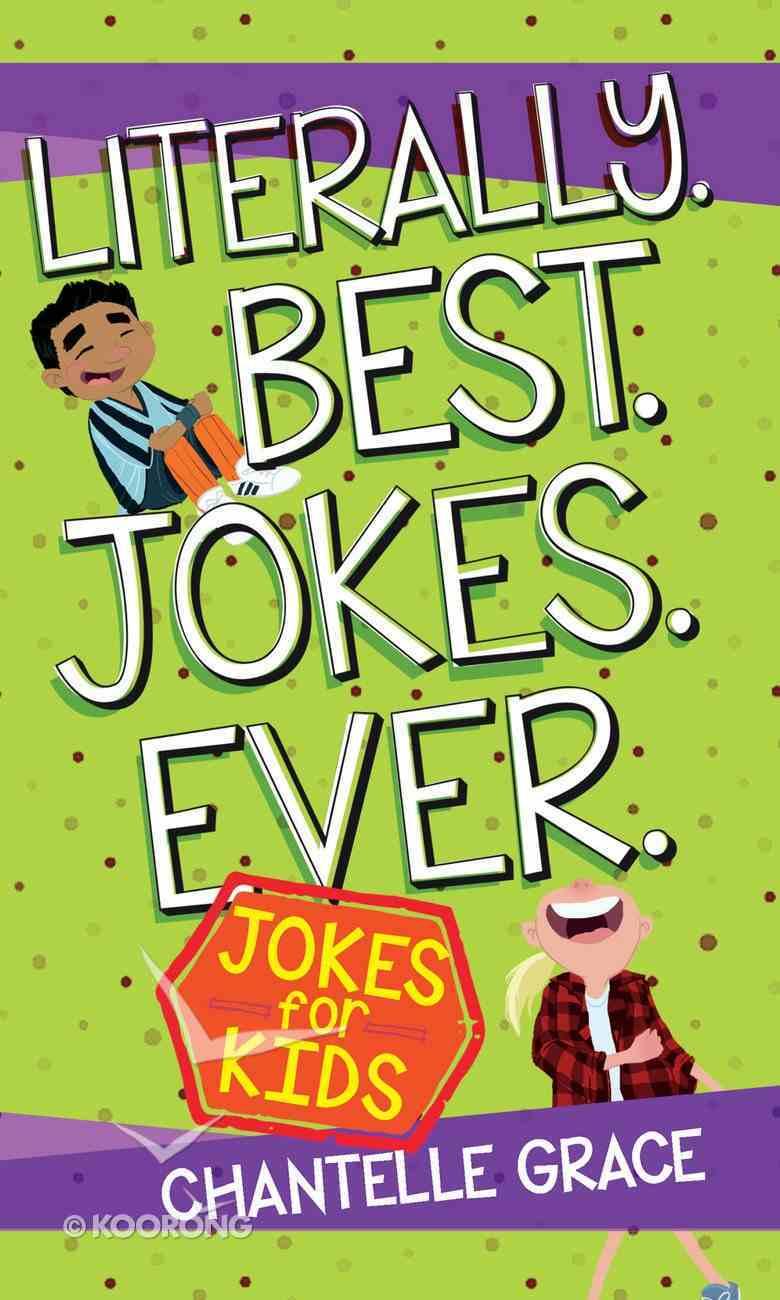 Literally. Best. Jokes. Ever. eBook