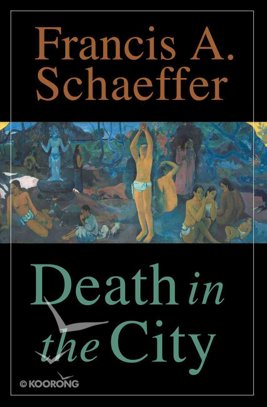 Death in the City eBook