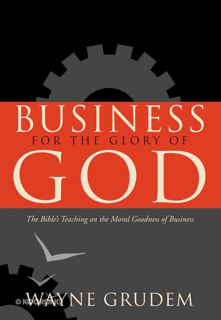 Business For the Glory of God eBook