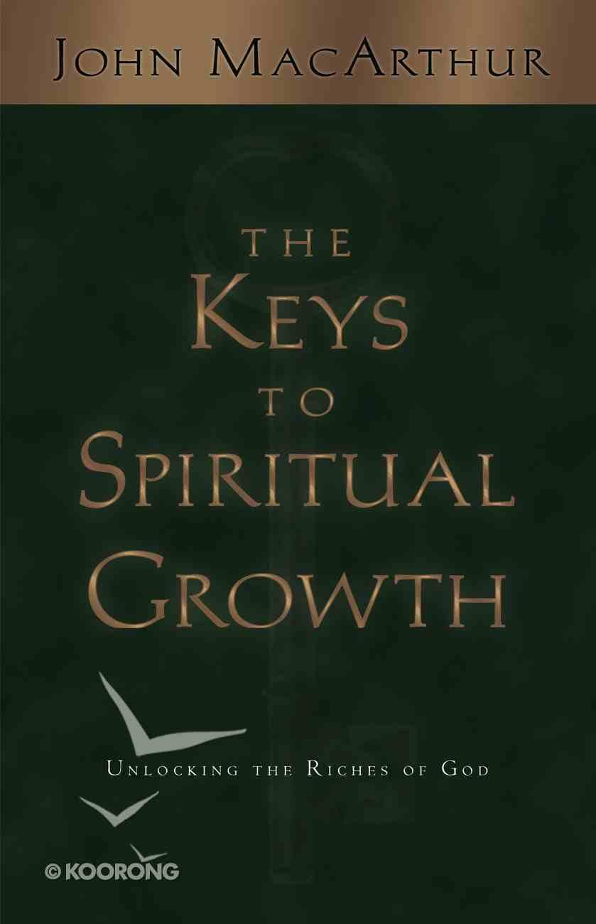 The Keys to Spiritual Growth eBook