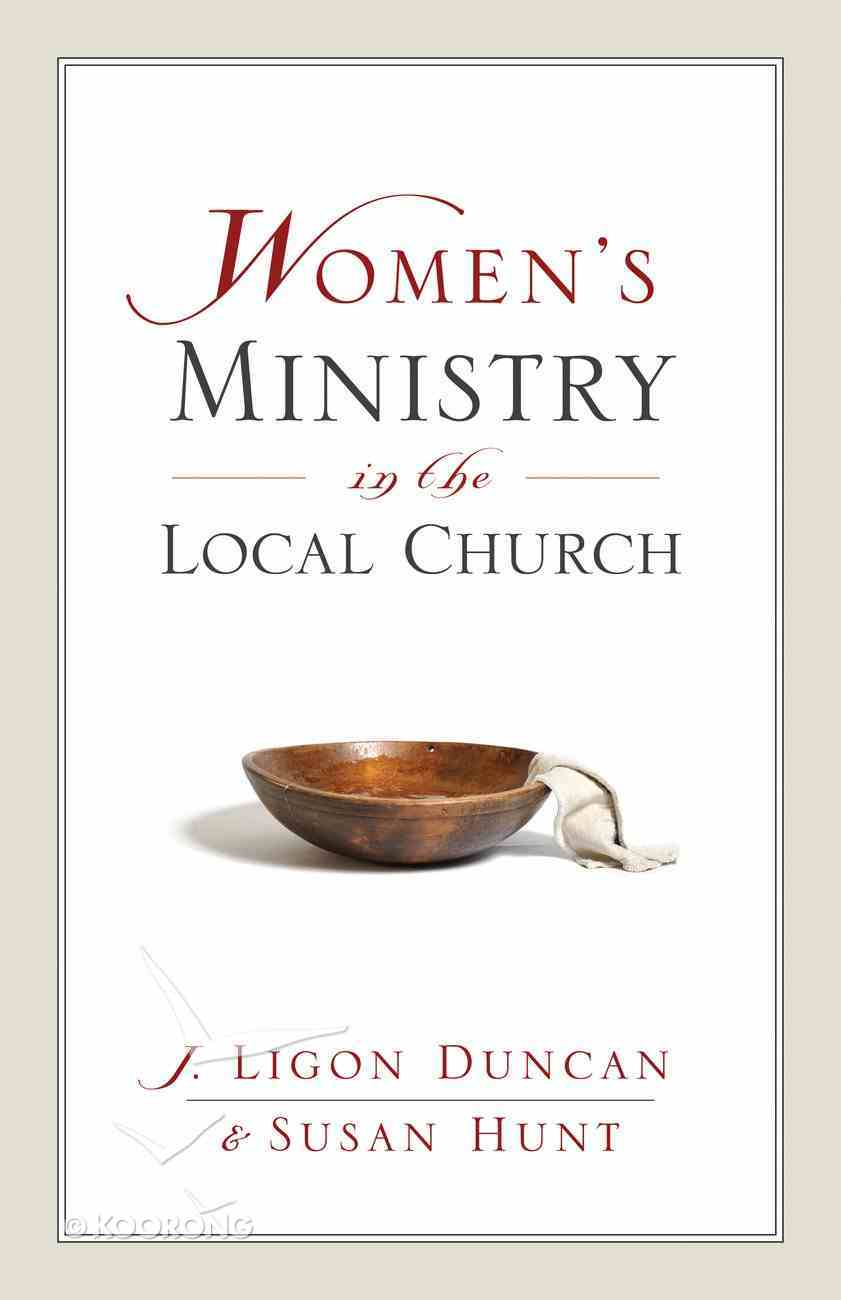 Women's Ministry in the Local Church eBook