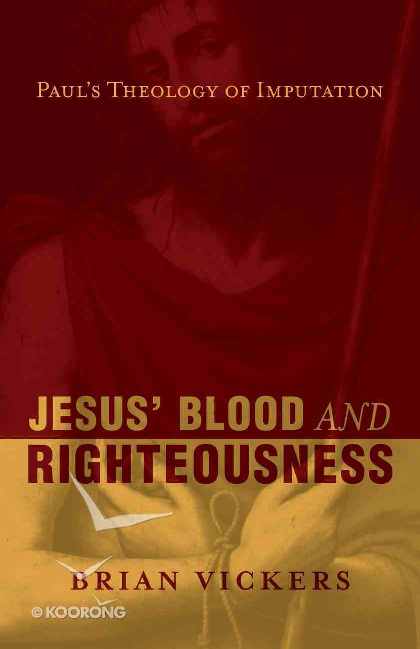 Jesus' Blood and Righteousness eBook