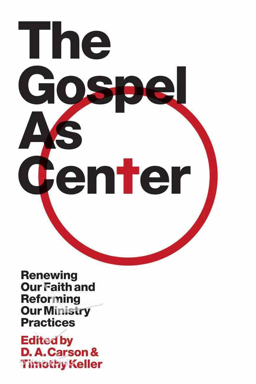 The Gospel as Center eBook