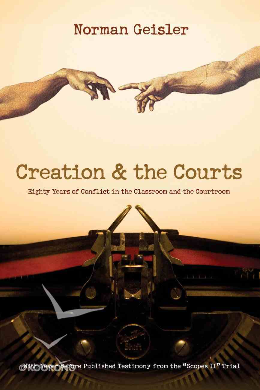 Creation & the Courts eBook