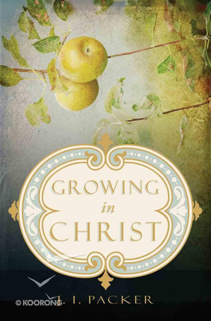 Growing in Christ eBook