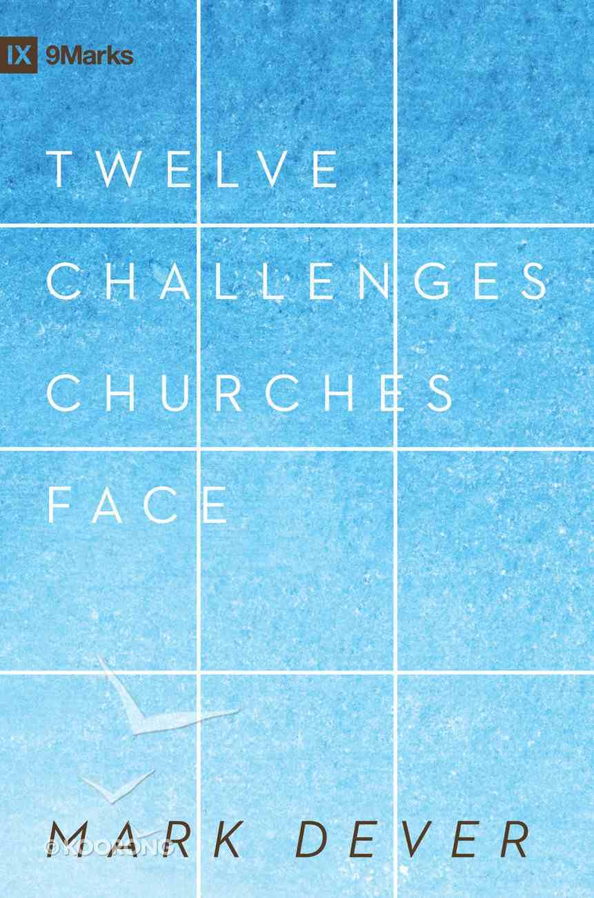 Twelve Challenges Churches Face eBook