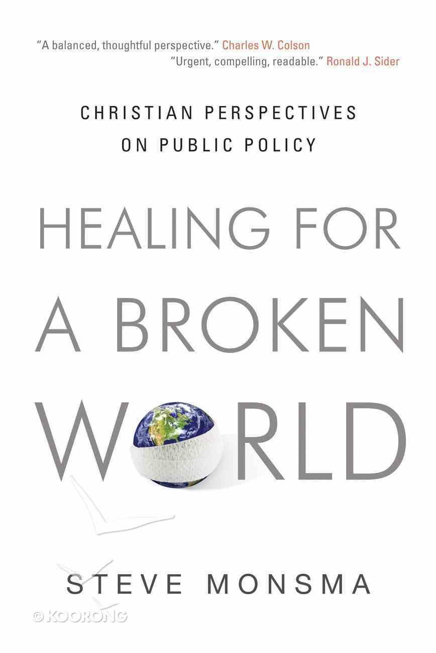 Healing For a Broken World eBook