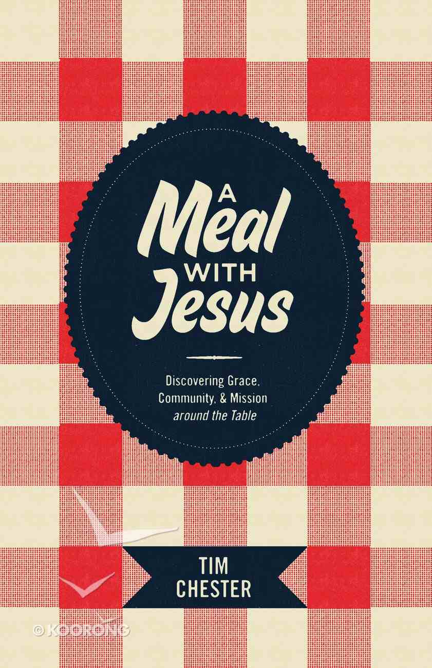 A Meal With Jesus eBook