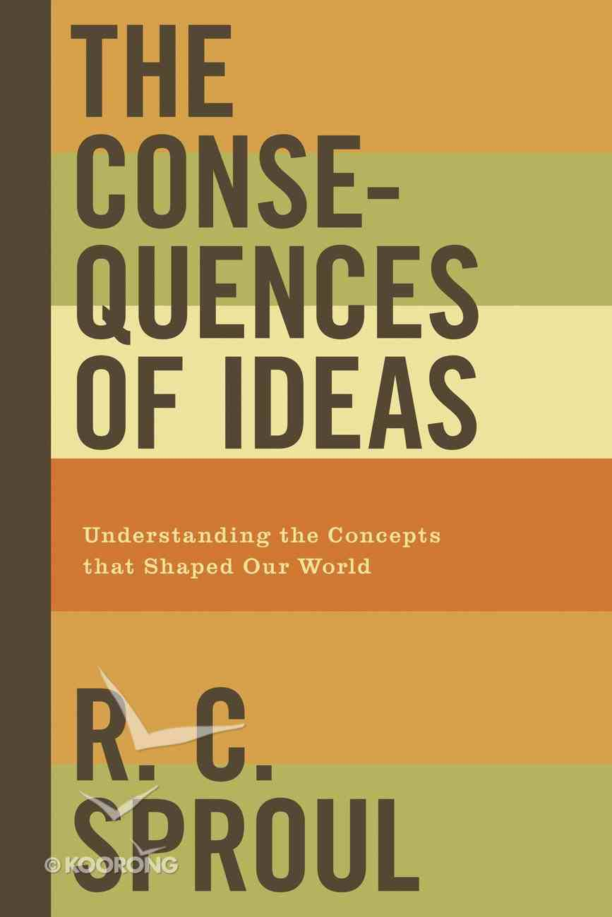 The Consequences of Ideas eBook