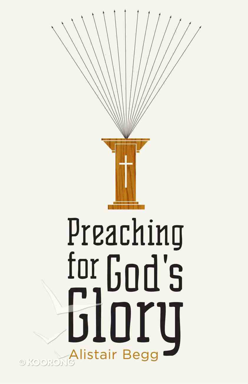 Preaching For God's Glory eBook
