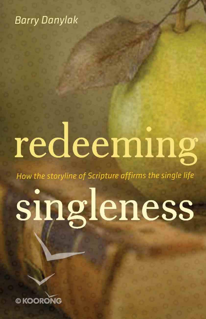Redeeming Singleness eBook
