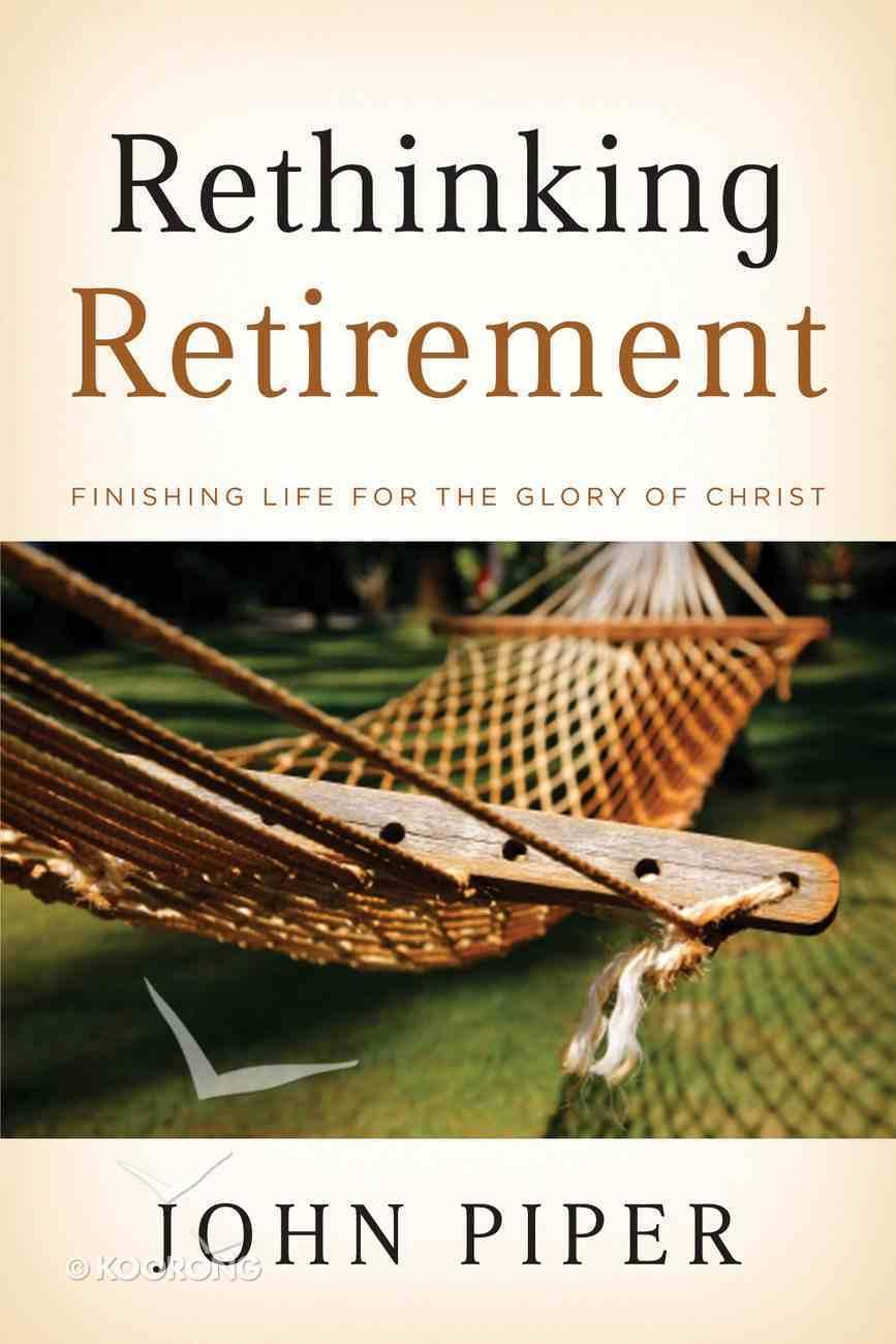 Rethinking Retirement eBook