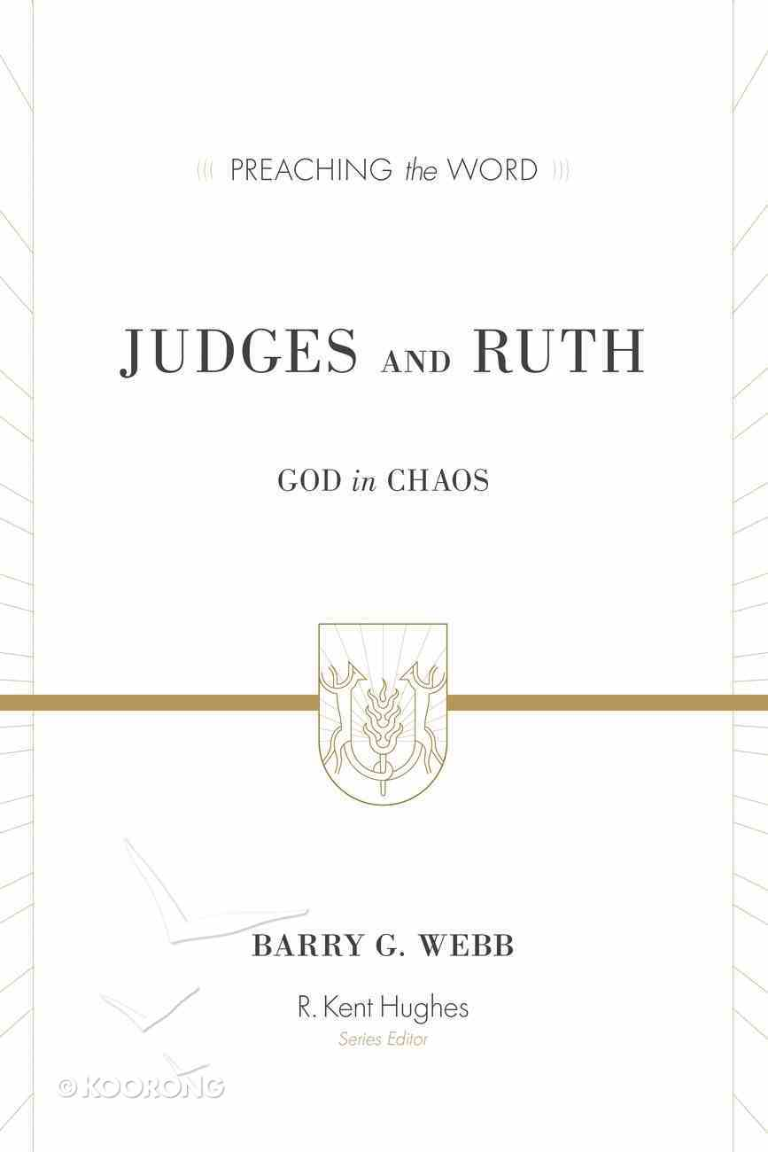 Judges and Ruth (Preaching The Word Series) eBook