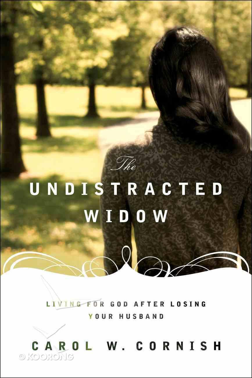 The Undistracted Widow eBook