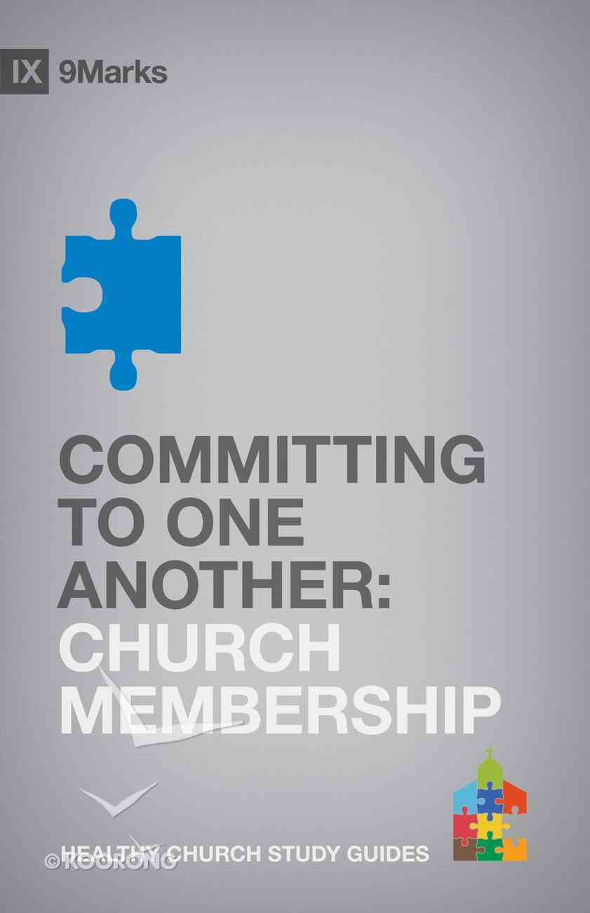 Committing to One Another (9marks Series) eBook