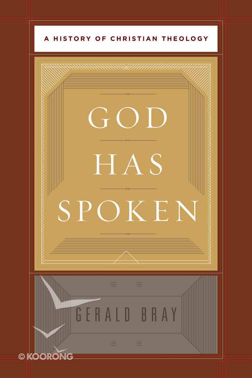 God Has Spoken eBook