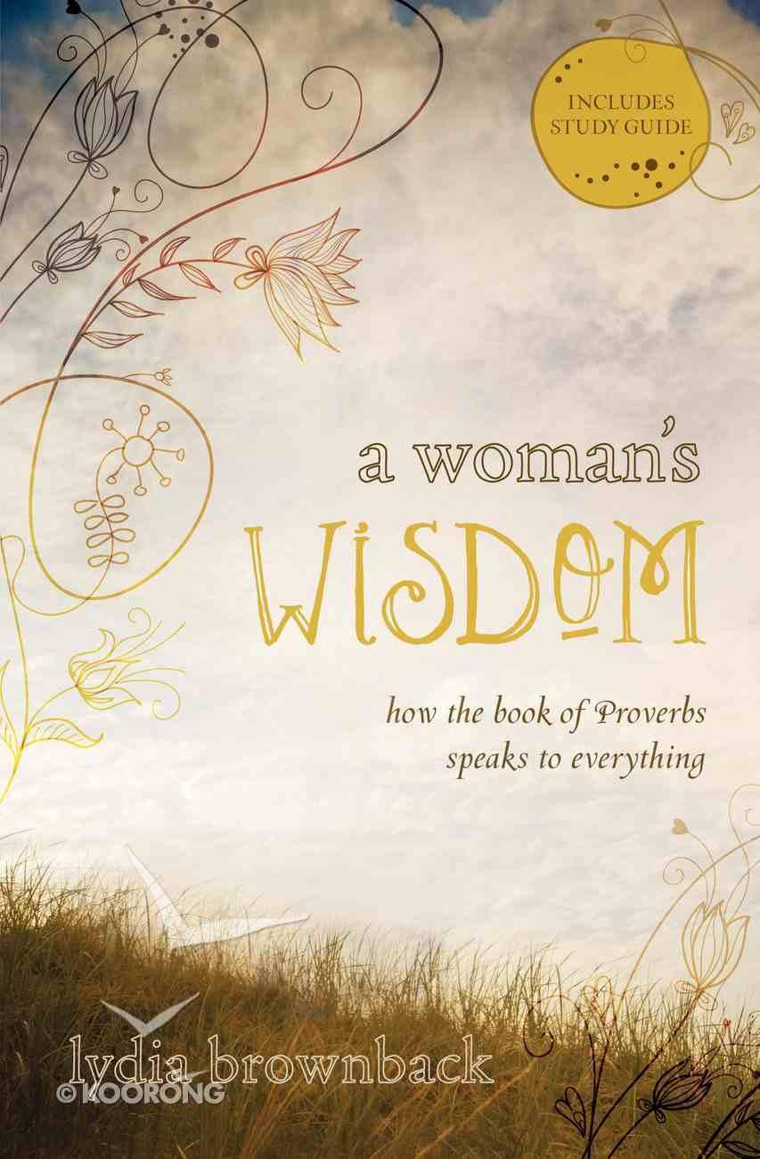 A Woman's Wisdom eBook