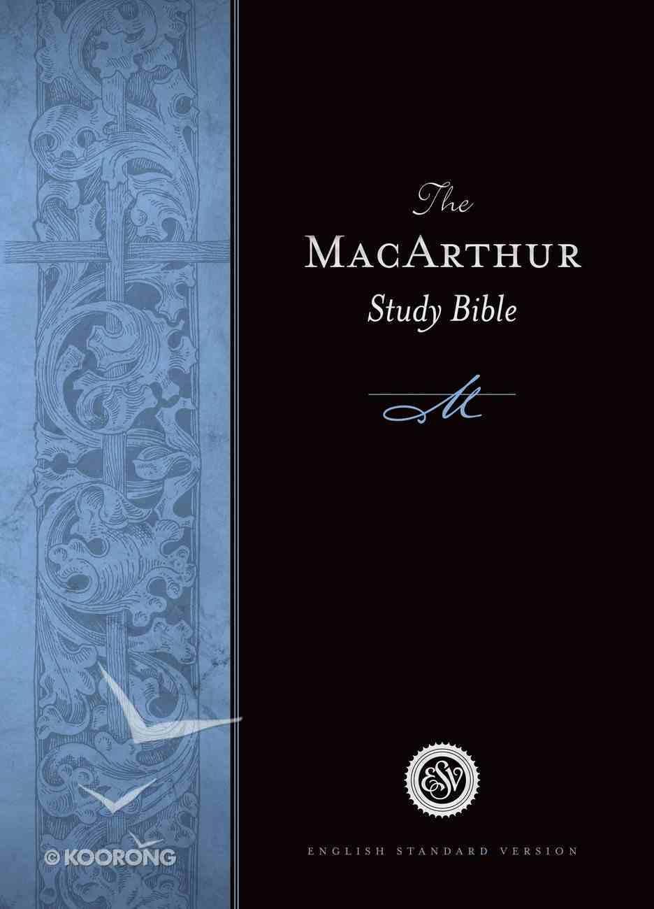 ESV Macarthur Study Bible eBook