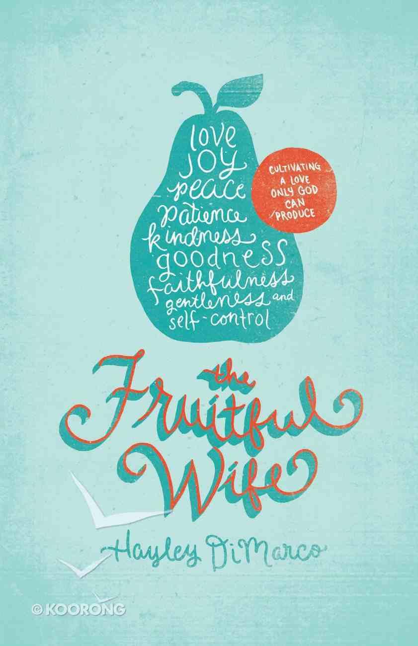 The Fruitful Wife eBook