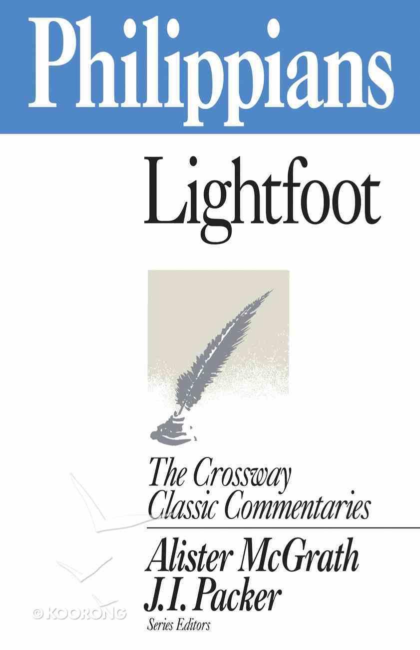 Philippians (Crossway Classic Commentaries Series) eBook