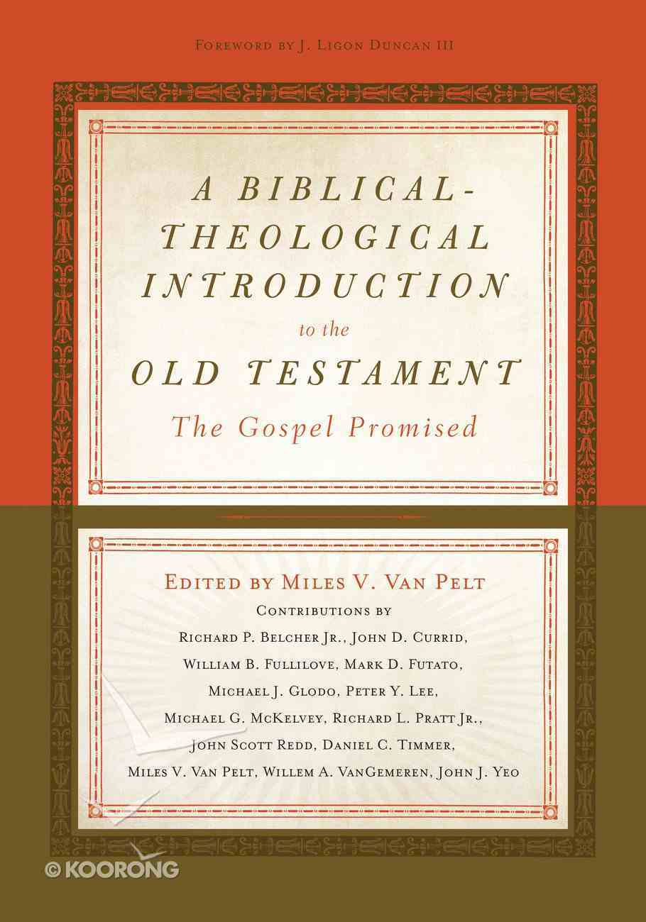 A Biblical-Theological Introduction to the Old Testament eBook