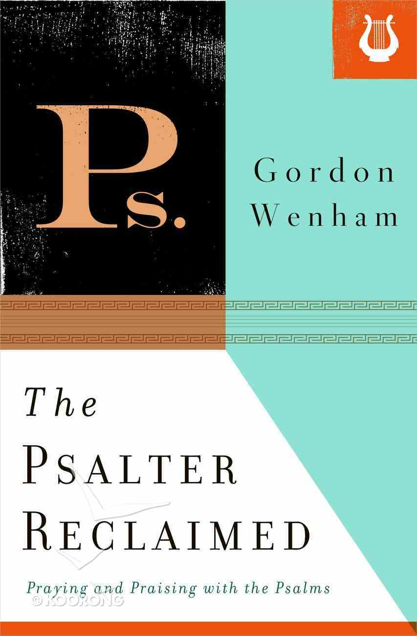 The Psalter Reclaimed eBook