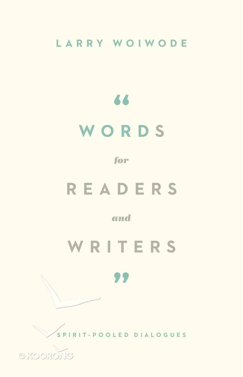 Words For Readers and Writers eBook