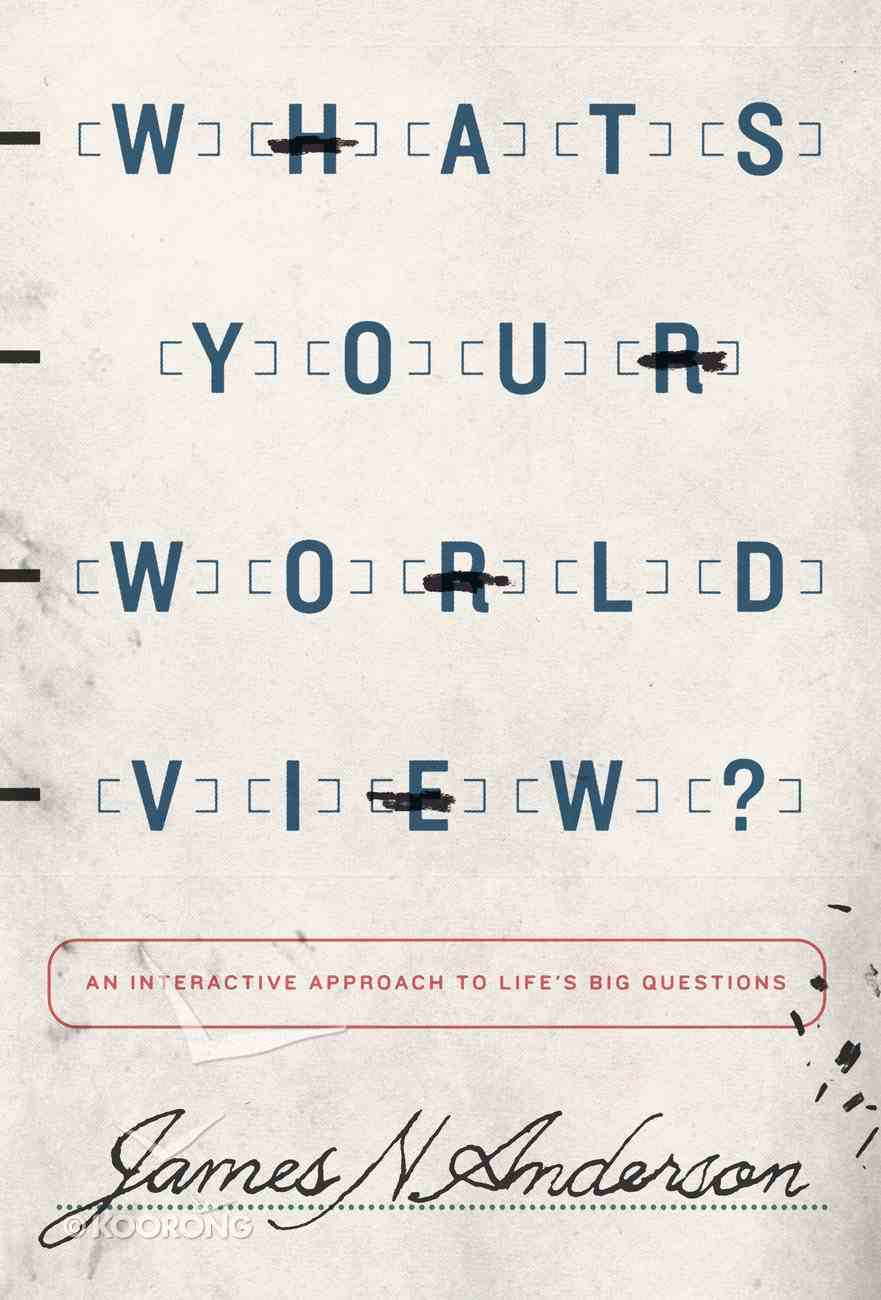 What's Your Worldview? eBook