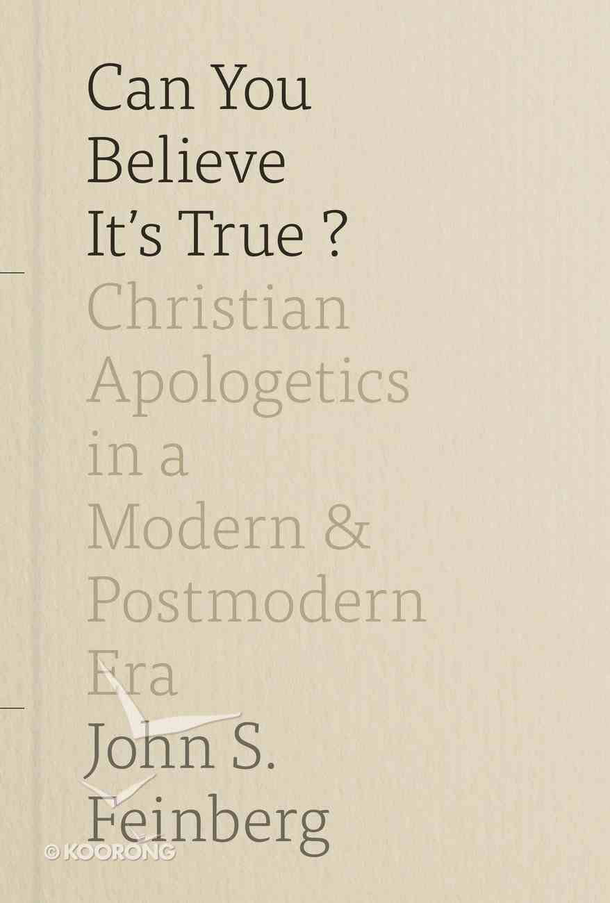 Can You Believe It's True? eBook