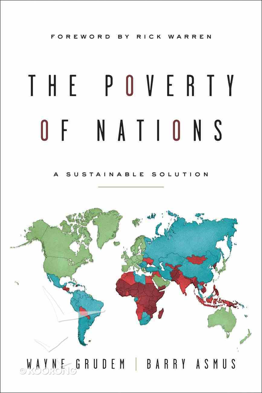 The Poverty of Nations eBook