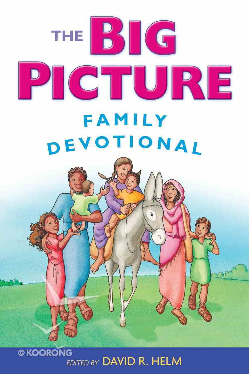 The Big Picture Family Devotional eBook