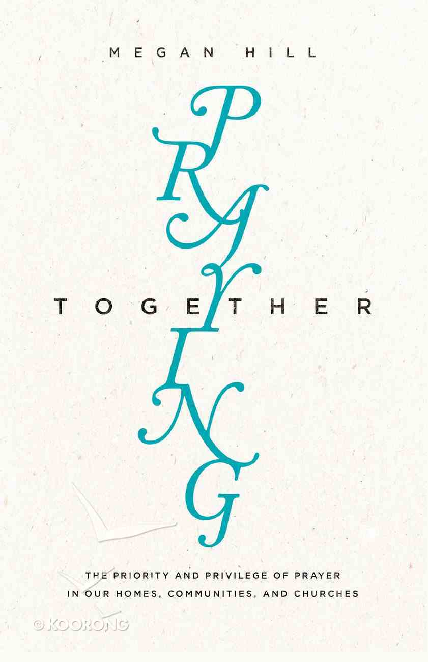Praying Together eBook