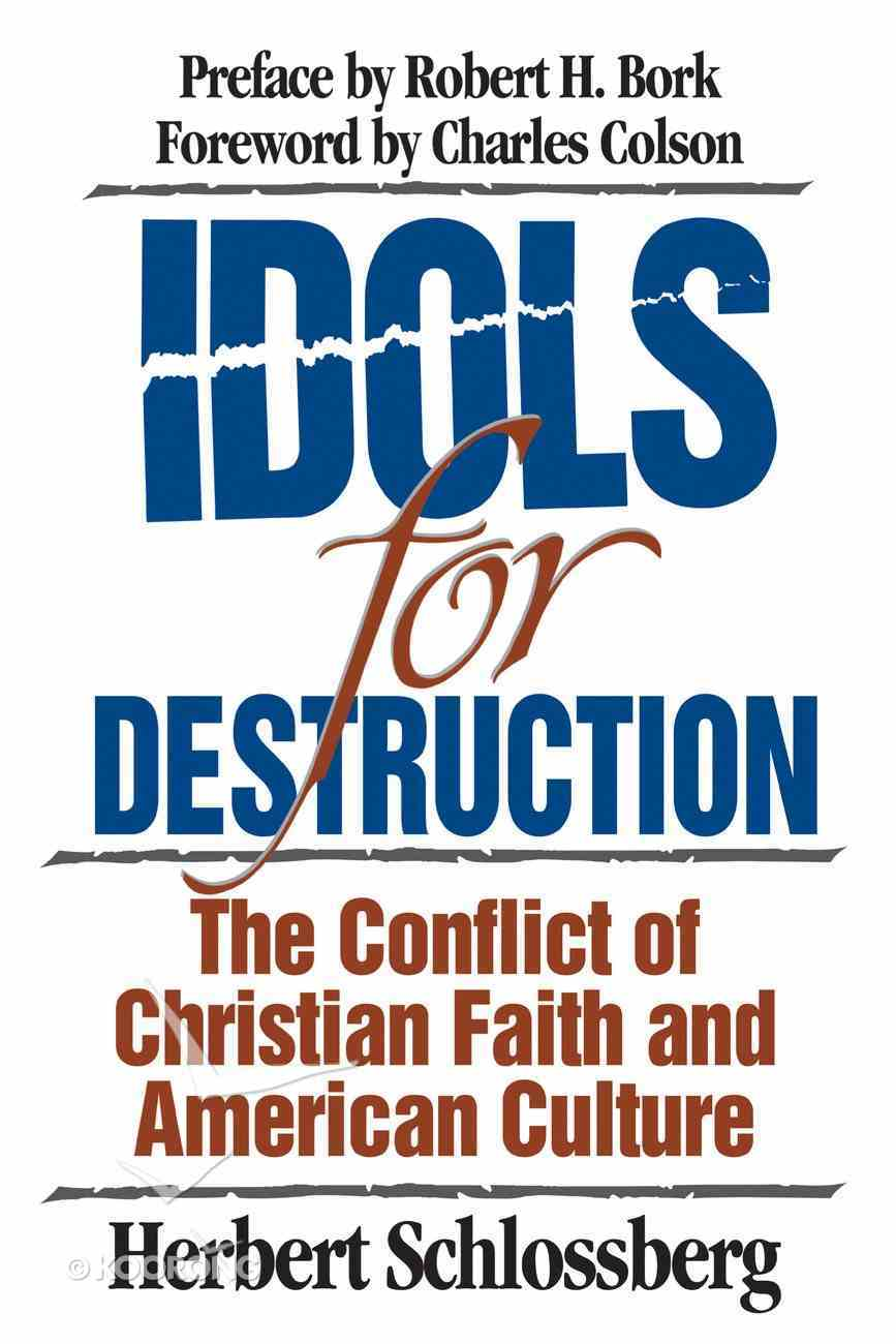 Idols For Destruction eBook