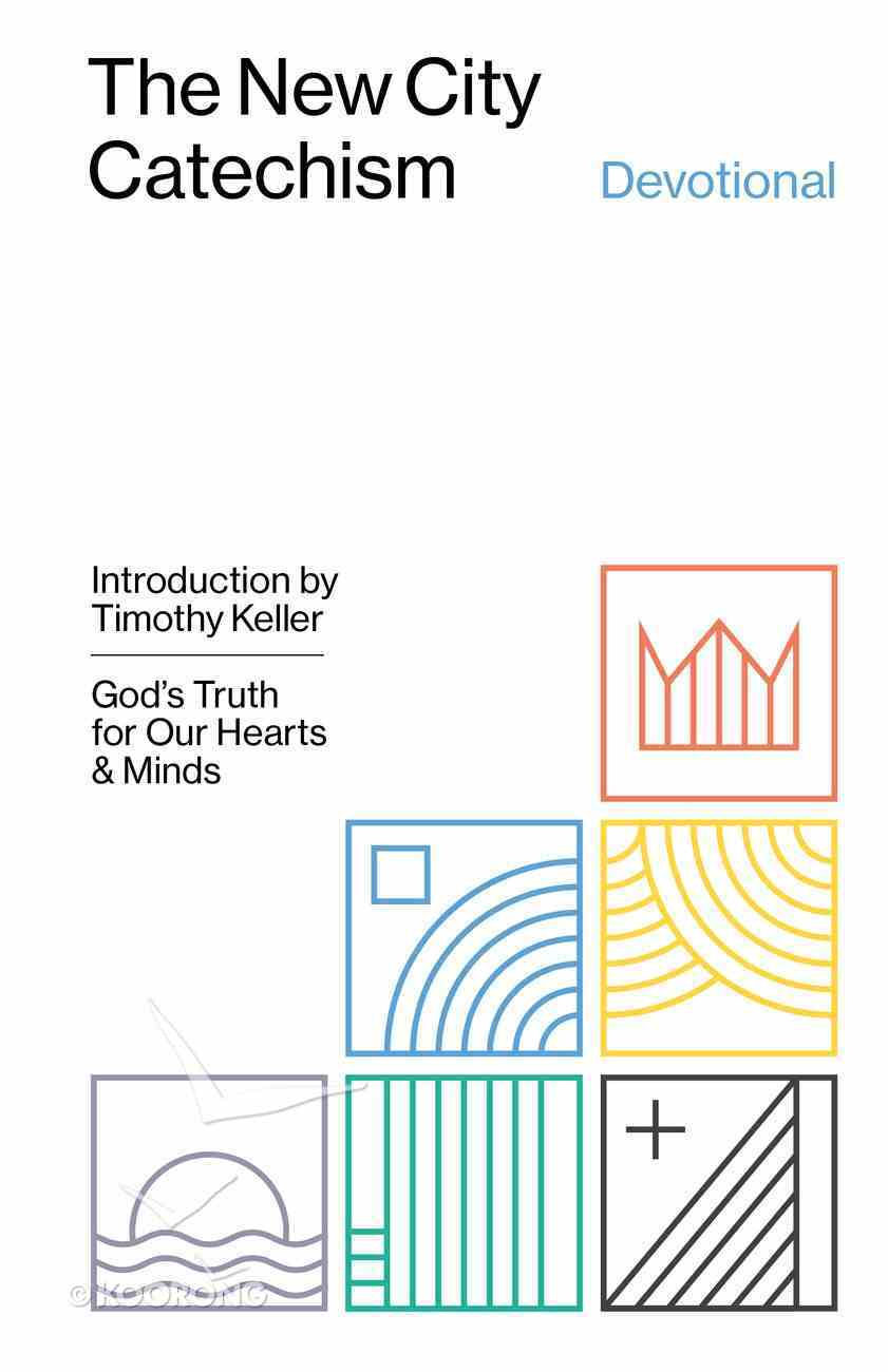 The New City Catechism Devotional eBook