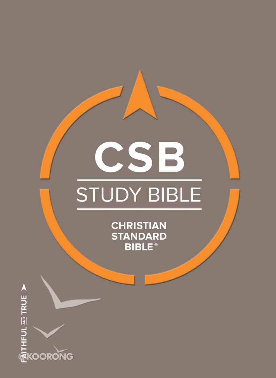 CSB Study Bible, Epub eBook