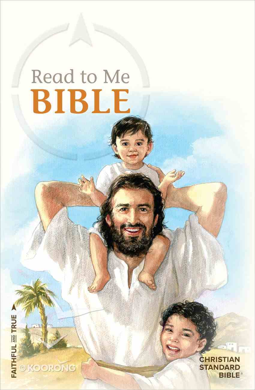 CSB Read to Me Bible eBook