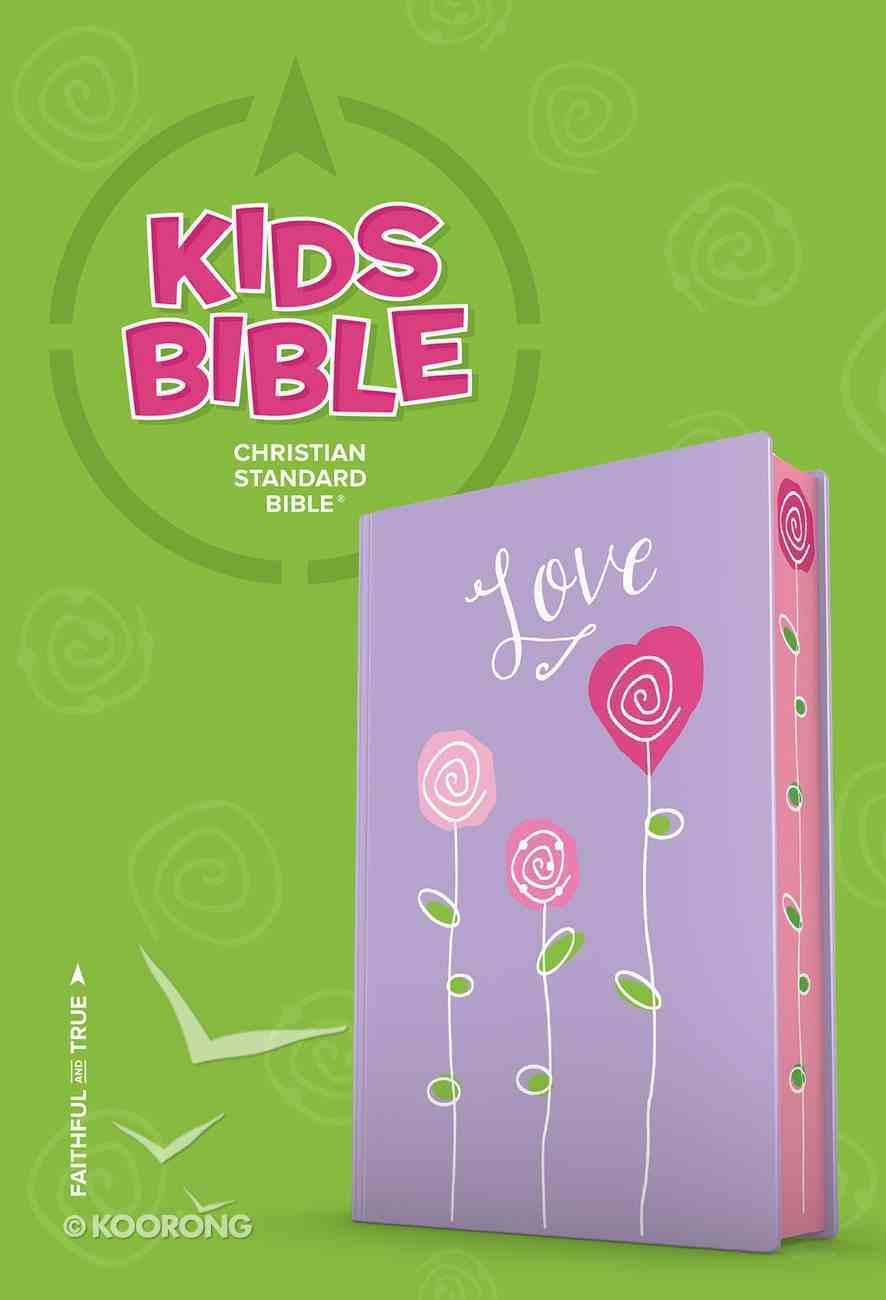 CSB Kids Bible, Love eBook