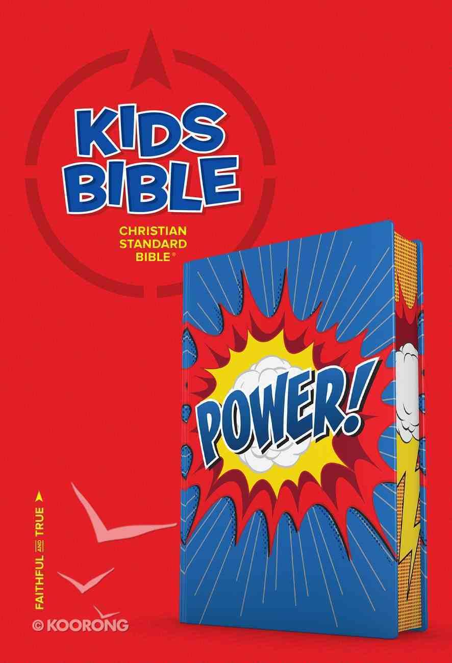 CSB Kids Bible, Power eBook