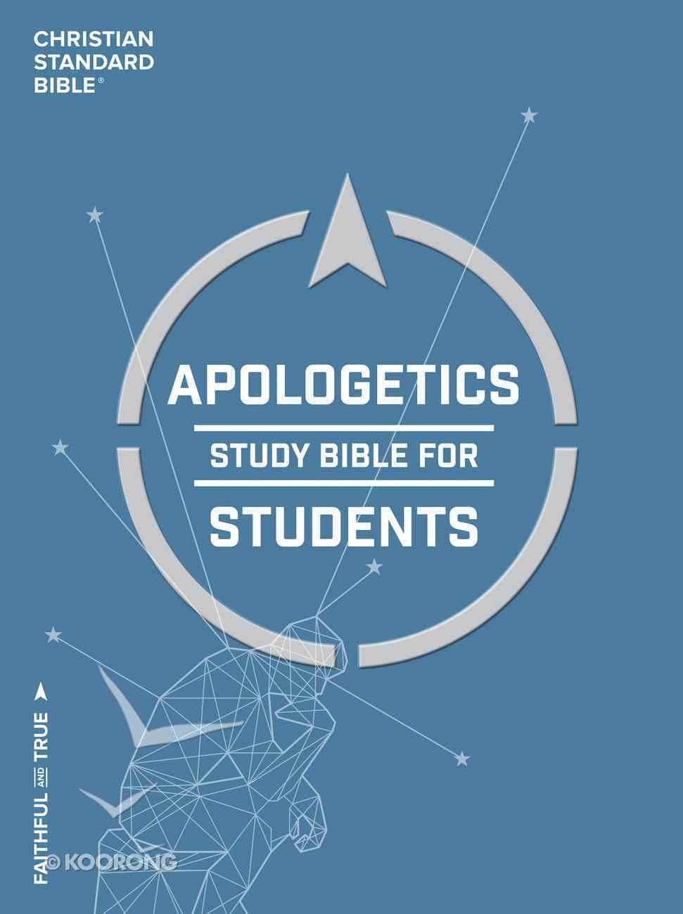 CSB Apologetics Study Bible For Students, Epub eBook