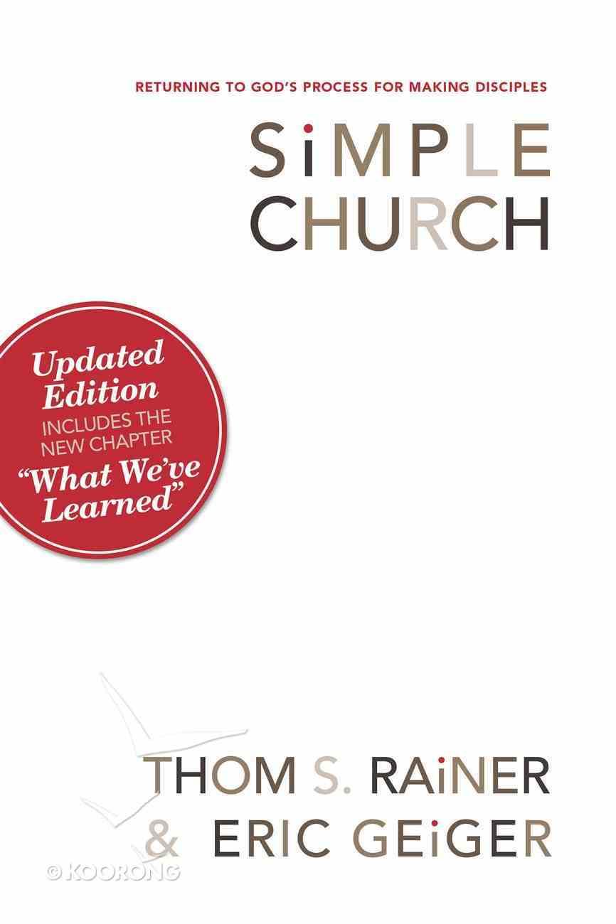 Simple Church eBook