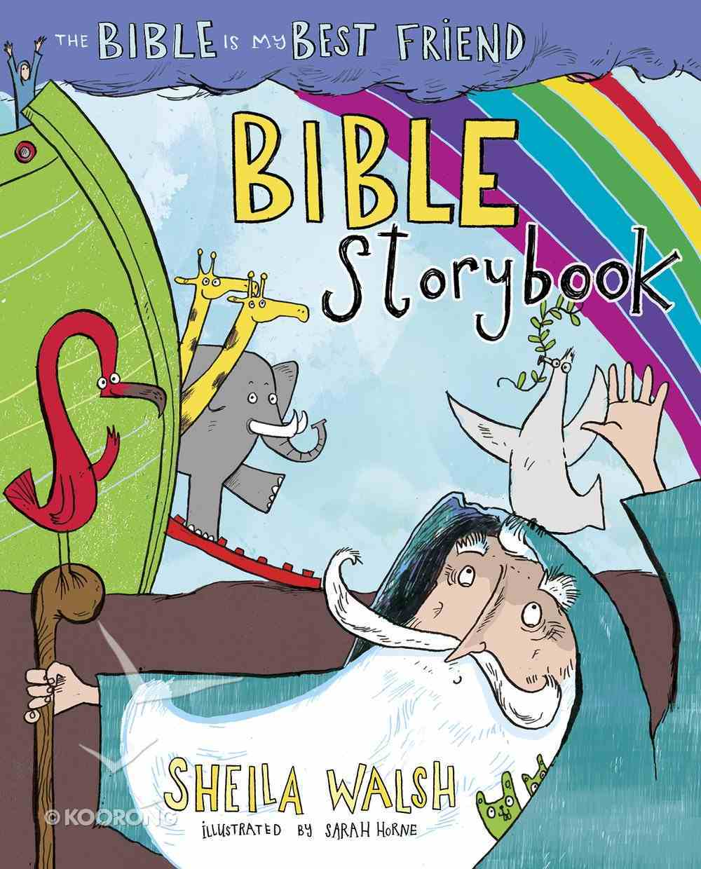 The Bible is My Best Friend Bible Storybook eBook