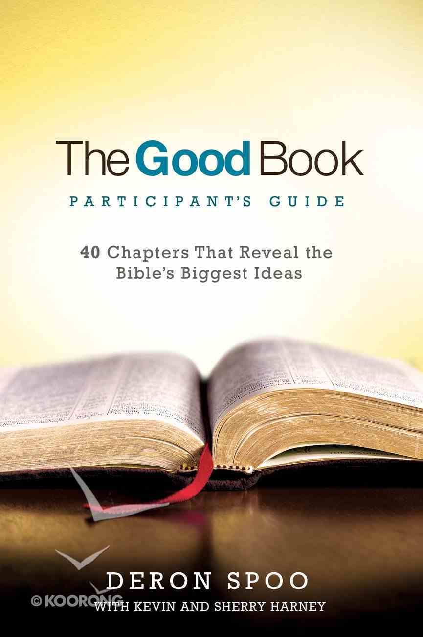 The Good Book Participant's Guide eBook