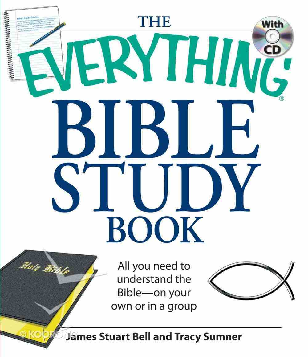 The Everything Bible Study Book eBook