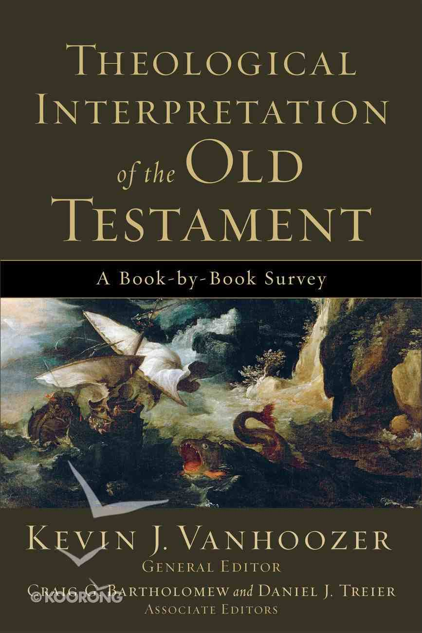 Theological Interpretation of the Old Testament eBook
